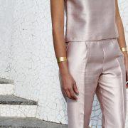 collar chiara - brazalete diagonal